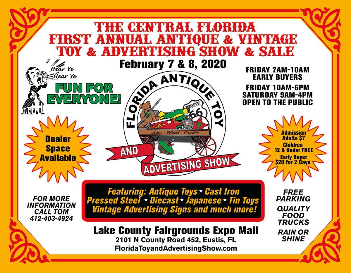 Florida Toy and Advertising Show
